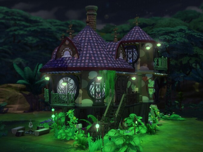 Sims 4 Hansel and Gretel home by dasie2 at TSR