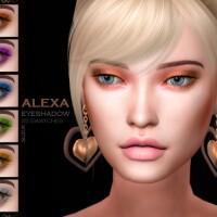 Alexa Eyeshadow N7 by Suzue