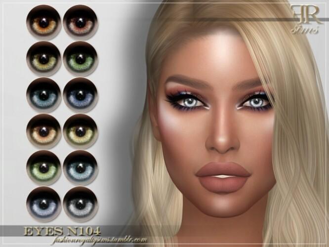 FRS Eyes N104 by FashionRoyaltySims