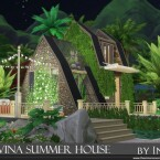 Melvina Summer House by Ineliz