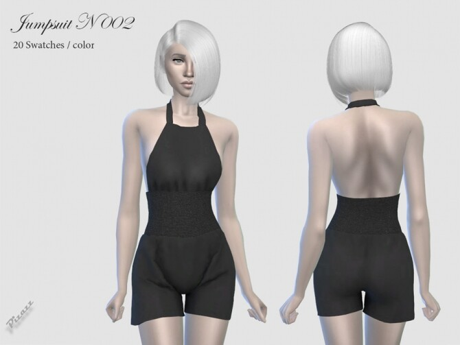 Sims 4 Jumpsuit N 002 by pizazz at TSR