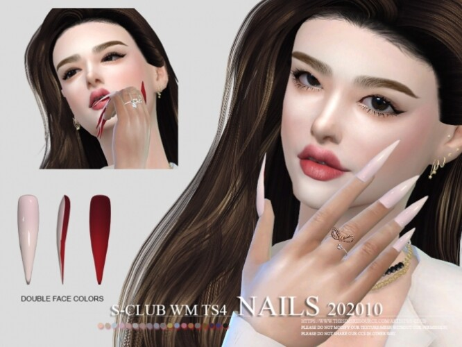 Nails 202010 by S-Club WM