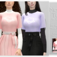 Molly Top by Dissia