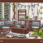 Charlotte living room by soloriya
