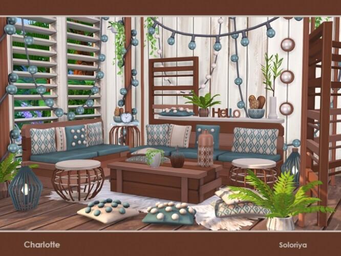 Charlotte living room by soloriya