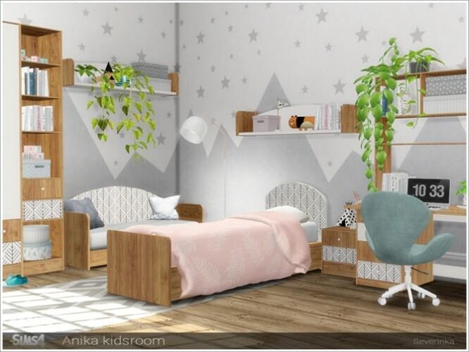 Anika kidsroom by Severinka
