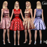 Grinanda dress by jomsims