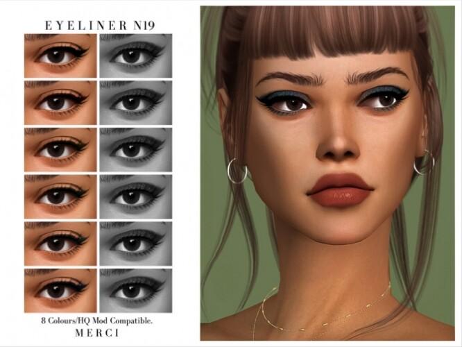 Eyeliner N19 by Merci