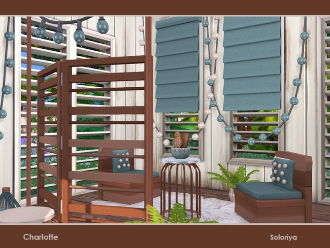 Charlotte living room by soloriya at TSR image 49 670x503 Sims 4 Updates