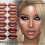 FRS Lipstick N195 by FashionRoyaltySims