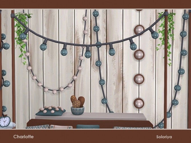 Charlotte living room by soloriya at TSR image 51 670x503 Sims 4 Updates