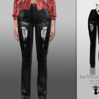Set trousers C213 by turksimmer