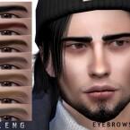 Eyebrows N86 by Seleng