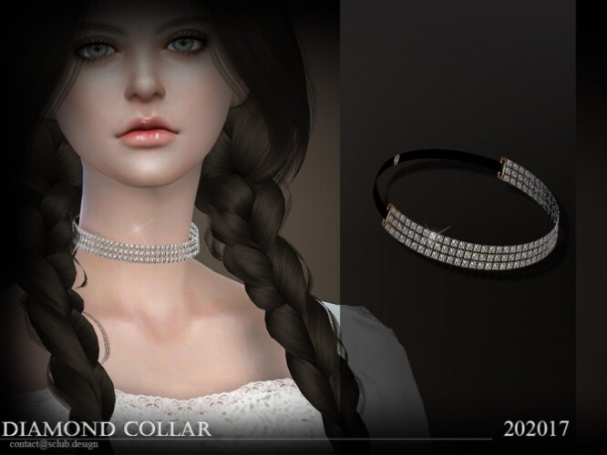 Necklace 202017 by S-Club LL