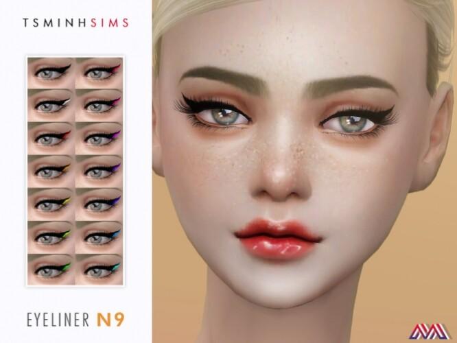 Eyeliner N10 by TsminhSims
