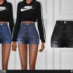 521 Denim Shorts by ShakeProductions