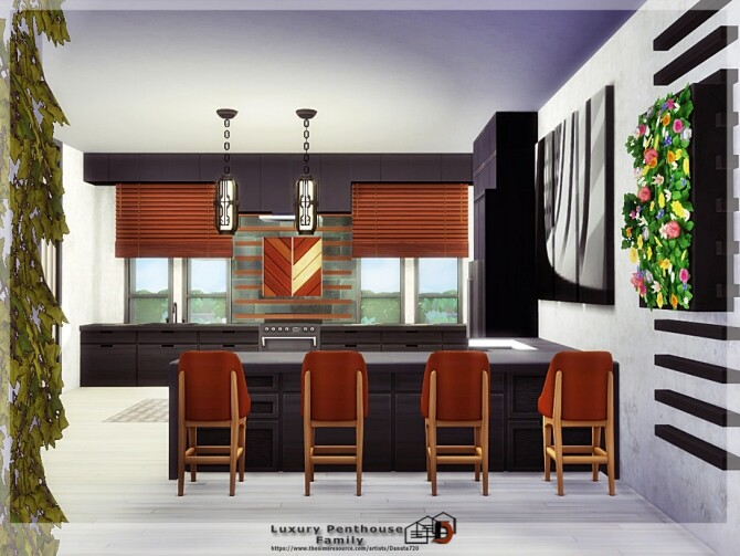 Luxury Penthouse Family by Danuta720 at TSR image 5319 670x503 Sims 4 Updates