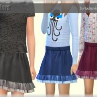 Skirt Child by bukovka