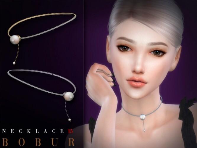 Necklace 15 by Bobur3