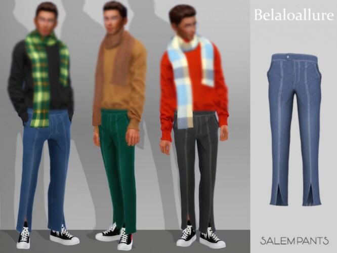 Belaloallure Salem pants by belal1997