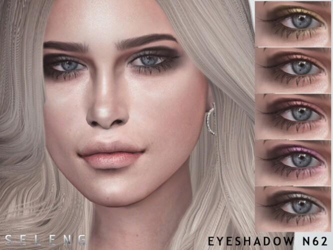 Eyeshadow N62 by Seleng