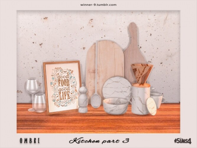 Ombre Kitchen part 3 by Winner9
