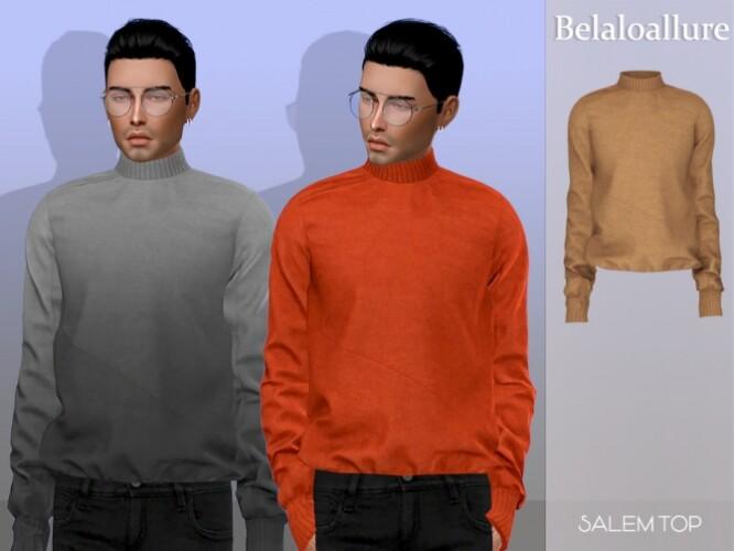 Salem sweater by belal1997