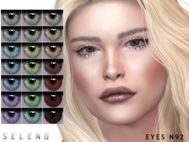 Eyes N92 by Seleng