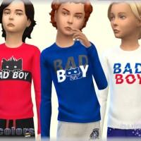 Shirt Bad Boy by bukovka