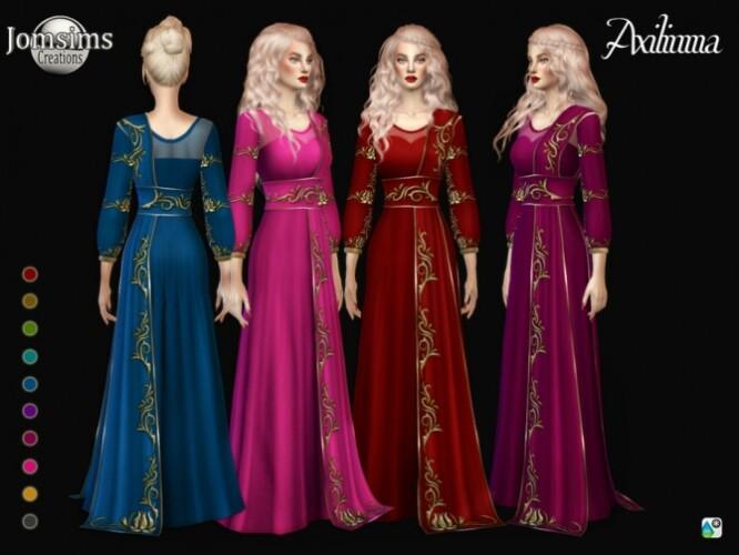 Axilinma dress by  jomsims