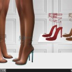 518 High Heels by ShakeProductions