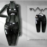 Clothes SET-84 SHORTS BD323 by busra-tr