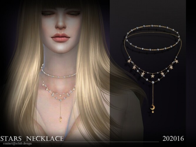 Necklace 202016 by S-Club LL