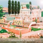 Community Garden by Mini Simmer