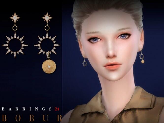 Earrings 24 by Bobur3
