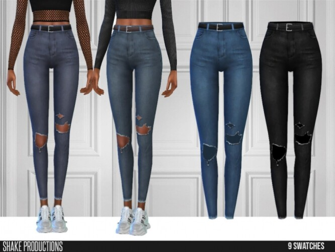 520 Skinny Jeans by ShakeProductions