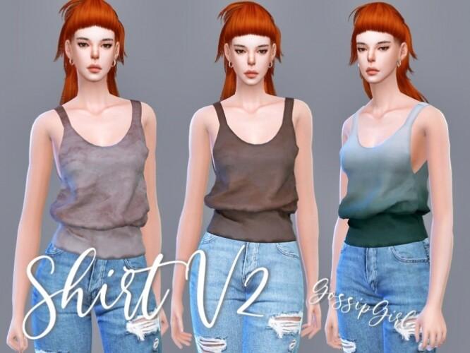 Shirt V2 by GossipGirl-S4