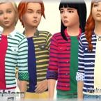 Striped Jacket by bukovka