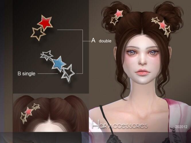 The Stars Hair Accessories 202012 by S-Club LL