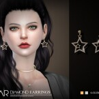 EARRINGS 20225 by S-Club LL