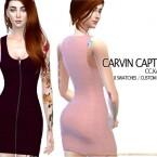 Kayla MZ dress by carvin captoor