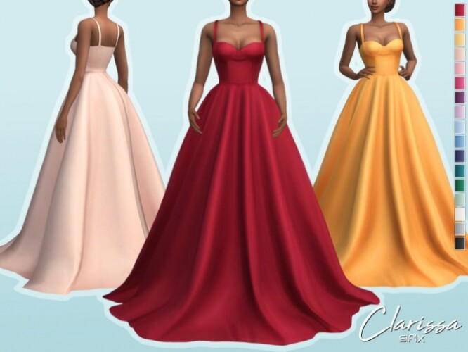 Clarissa Dress by Sifix