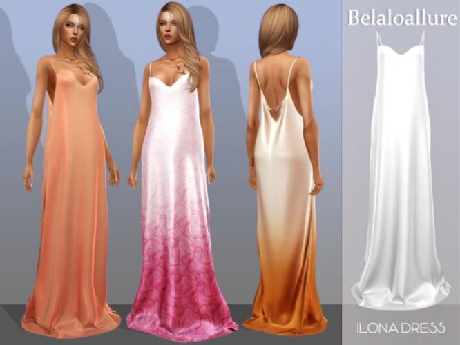 Belaloallure Ilona dress by belal1997