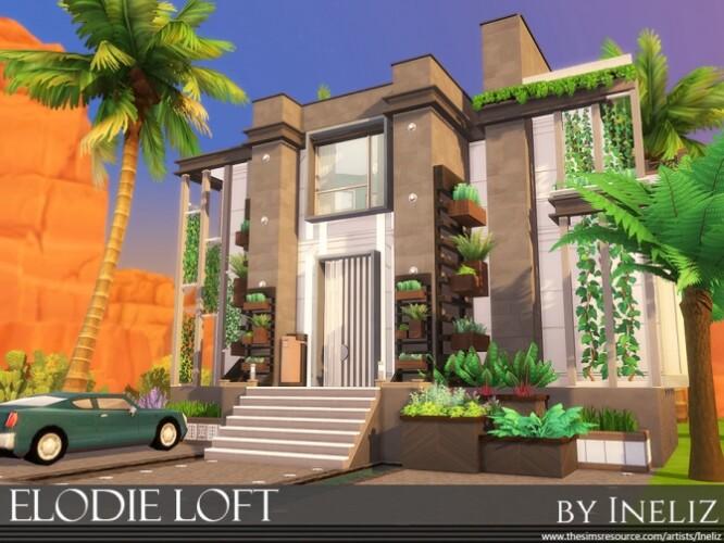 Elodie Loft by Ineliz