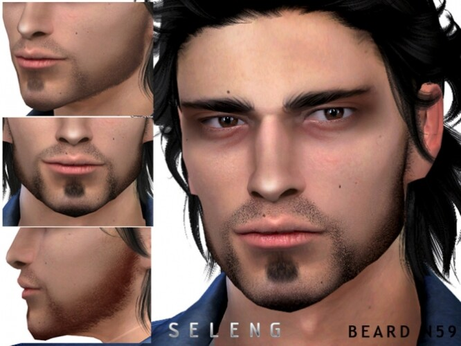 Beard N59 by Seleng