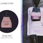LMCS Etude Skirt by Lisaminicatsims