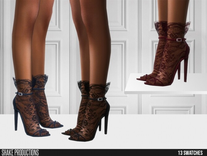 510 High Heels by ShakeProductions at TSR image 637 670x503 Sims 4 Updates