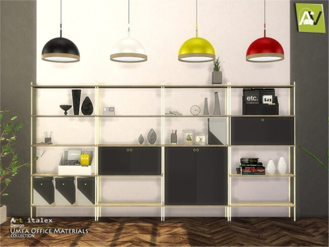 Umea Office Materials by ArtVitalex