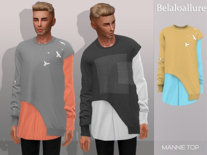 Mannie top by belal1997
