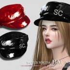 Hat 202004 by S-Club WM